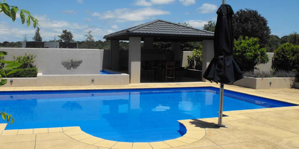 Waikato Swimming Pool Builder Landscape Designer Heritage Pools Ltd